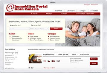 Gran Canaria Immobilien - Webportal für Residenten