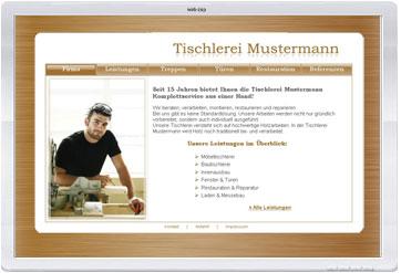 Webseiten erstellen für Handwerker